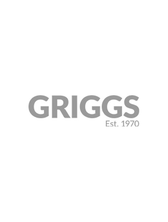 GFS Pro Flash Bridle Brown